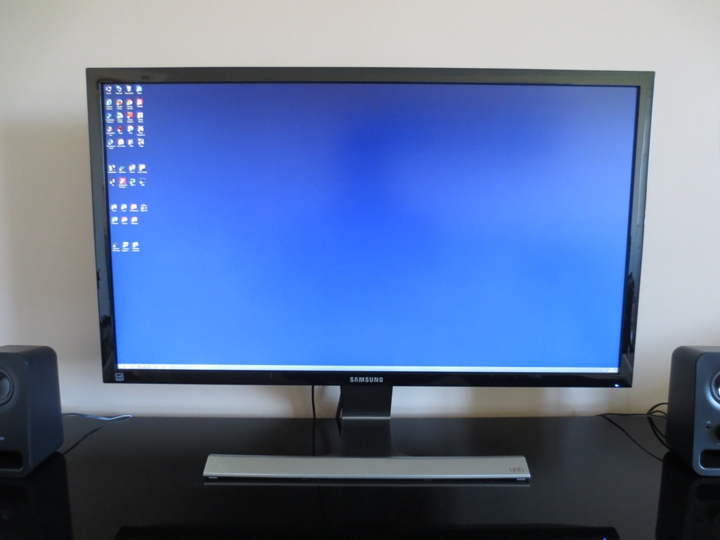 The UHD desktop