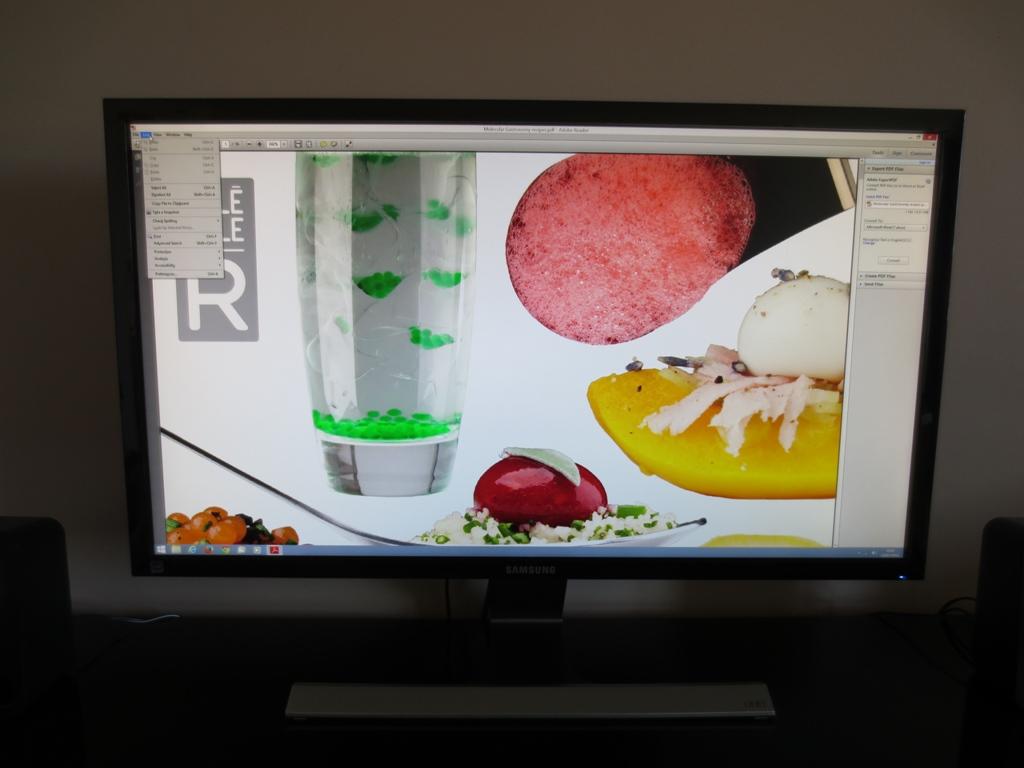 The '4K' UHD (3840 x 2160) Experience | PC Monitors