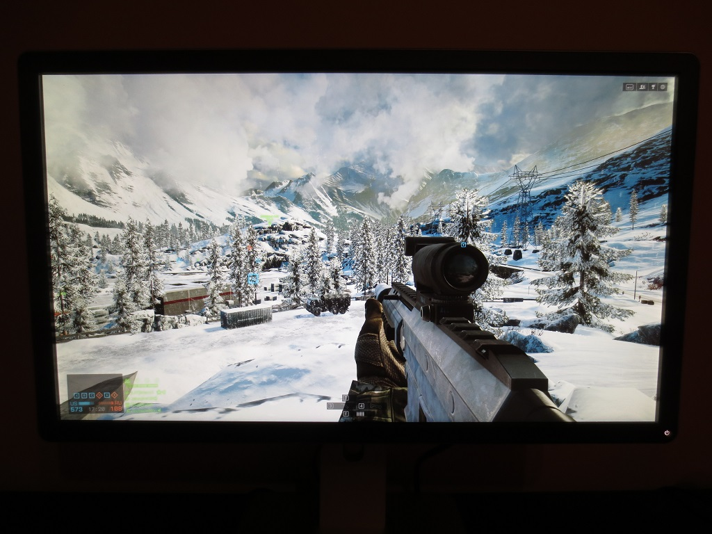 Battlefield 4 in UHD