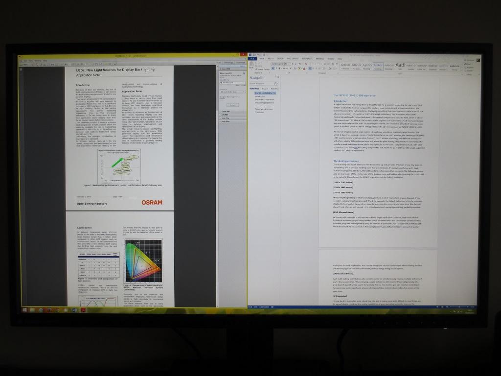 ASUS PB279Q Review | PC Monitors
