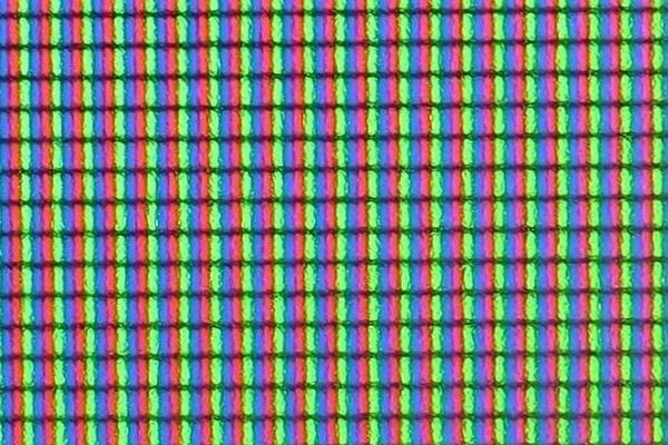 Subpixel layout