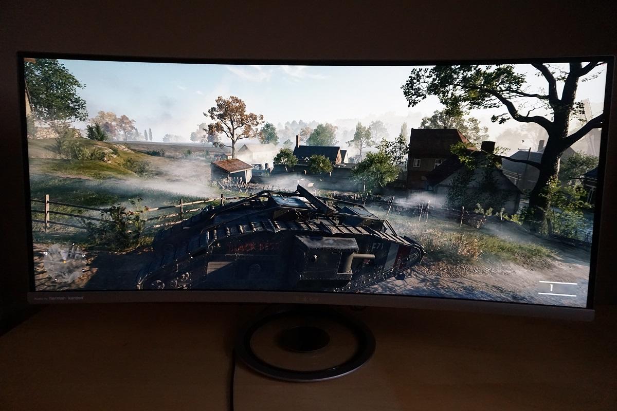 ASUS MX34VQ Review | PC Monitors