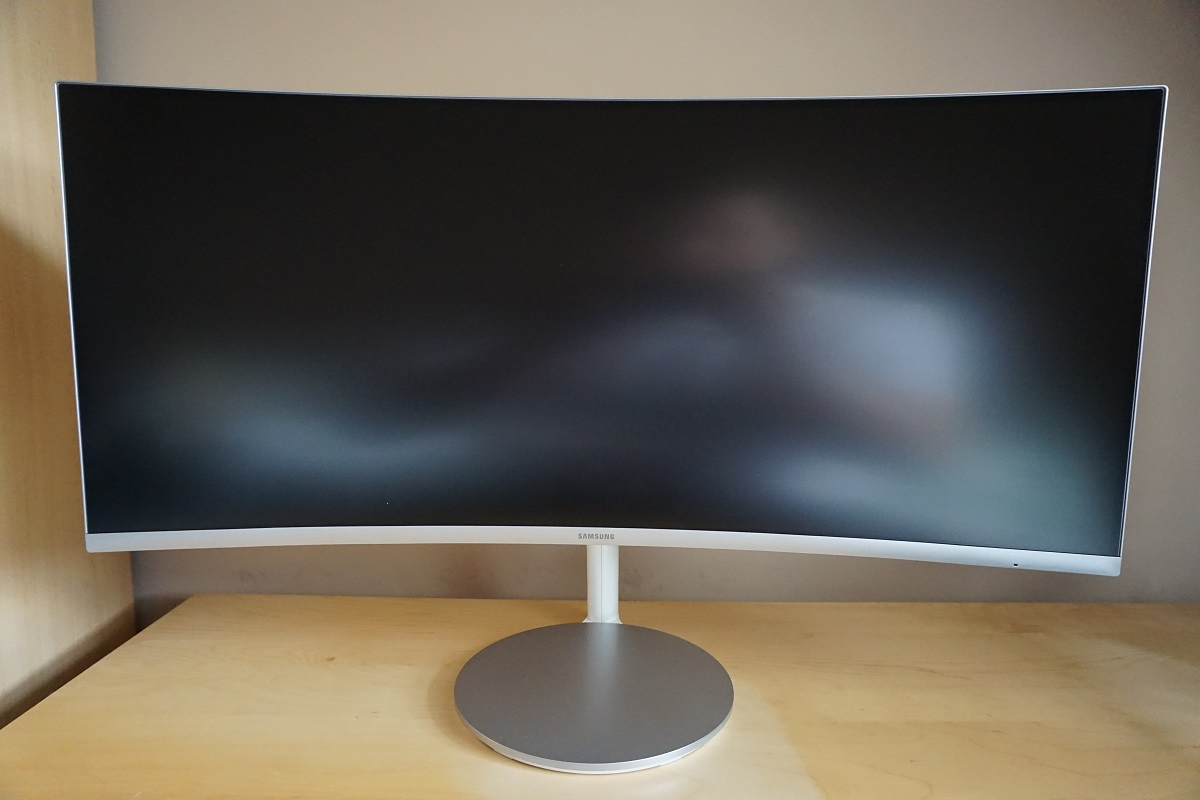 Samsung C34f791 Review Pc Monitors