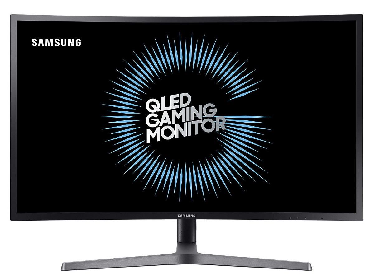 Samsung C27HG70 and C32HG70 with curved 144Hz WQHD panels