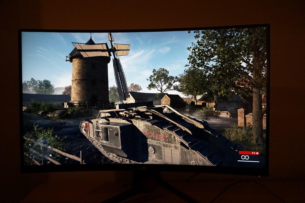 ASUS XG32VQ Review | PC Monitors