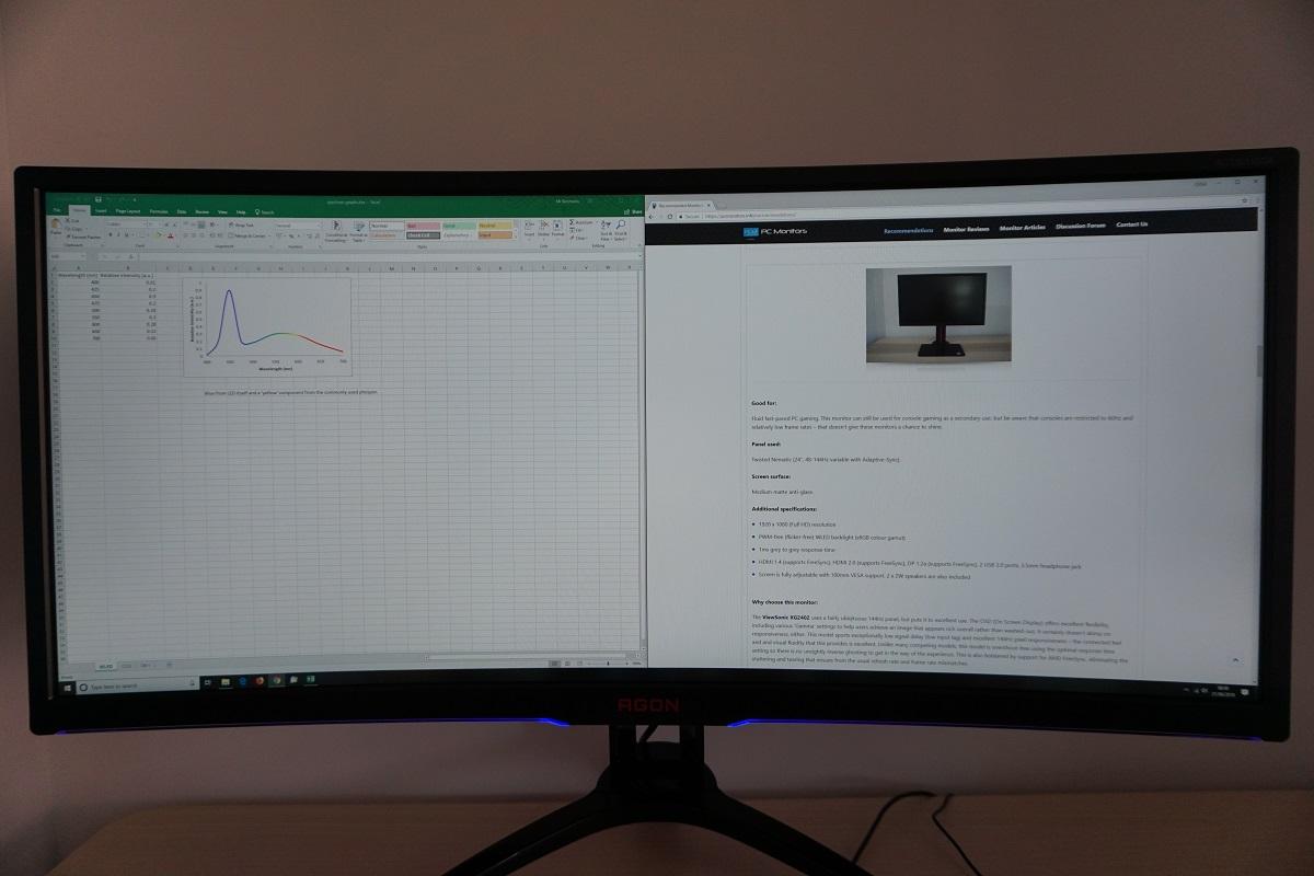 AOC AG352UCG6 Review   PC Monitors