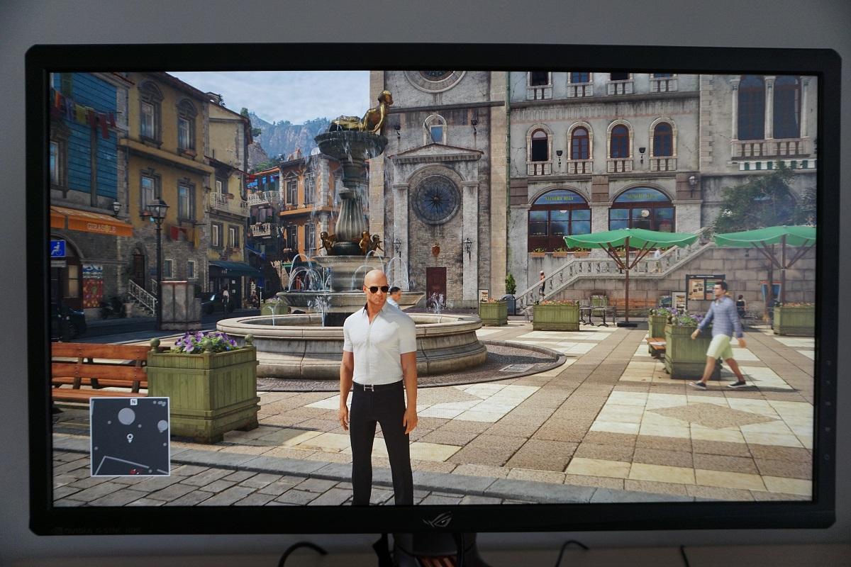 ASUS PG27UQ Review | PC Monitors