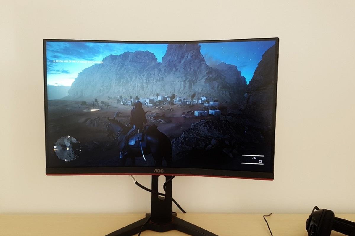 AOC C24G1 Review | PC Monitors