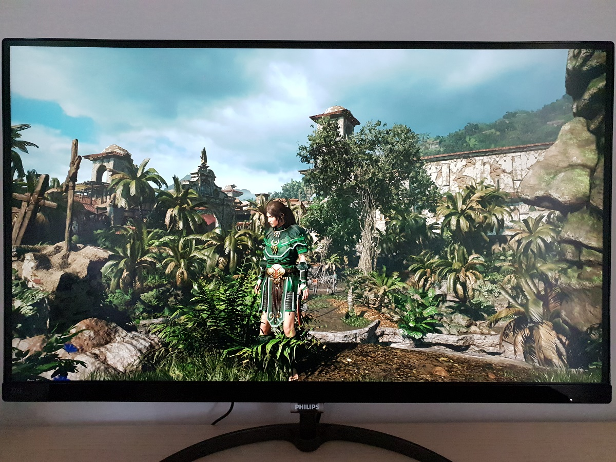 Shadow of the Tomb Raider in UHD