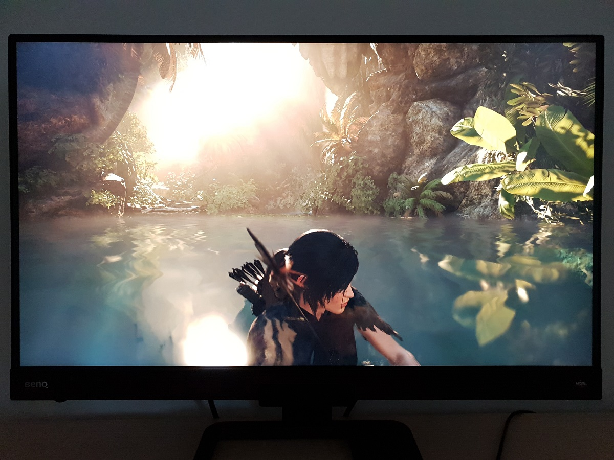 Shadow of the Tomb Raider HDR