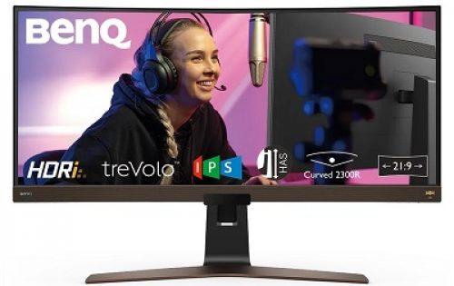 BenQ EW3880R 37.5″ 3840 x 1600 UltraWide with USB-C