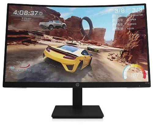 HP X27qc 165Hz WQHD VA Eyesafe model